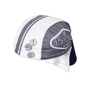 Session Lager Black Coolmax Skull Cap
