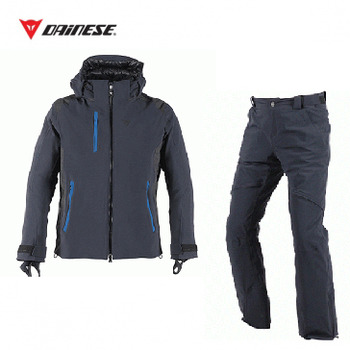 BACK CORRIES Jacket BK/AN + ROTEGG Pants BLACK [16/17]
