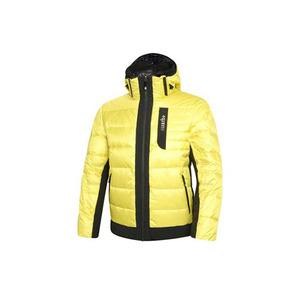 FREEDOM DOWN JACKET - LIGHT YELLOW