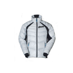 FORMULA HYBRID FLUFFY JACKET - WHITE