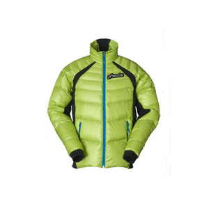 FORMULA HYBRID FLUFFY JACKET - LIME