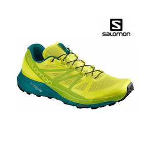 SENSE RIDE Sulphur Sp/Lime Green/D