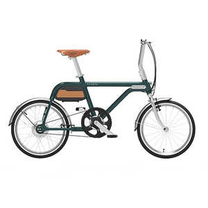 TSINOVA ION E-BIKE [전기자전거] DARK GREEN