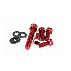 HEADSET STAR NET/BOTTLE CAGE SCREWS