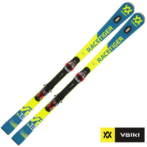 RACETIGER  SL PRO + RACE XCELL 16 YELLOW/BLUE [18/19]