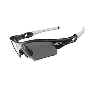 RADAR PATH Photochromic Grey Smoke/Clear Black Iridium